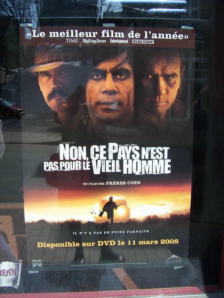 Non Ce Pays N'est Pas Pour Le Vieil Homme : n'est, vieil, homme, N'est, Vieil, Homme, Trepelu, Flickr