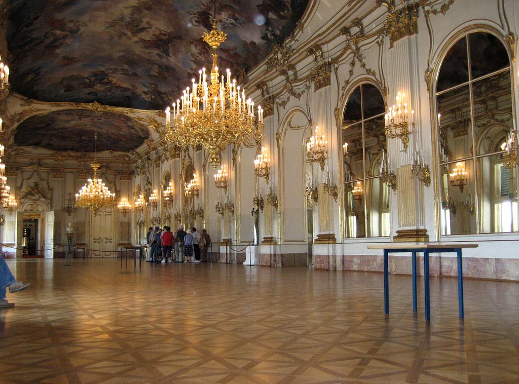 Vienna Schonbrunn Palace Ballroom Photos Are Not