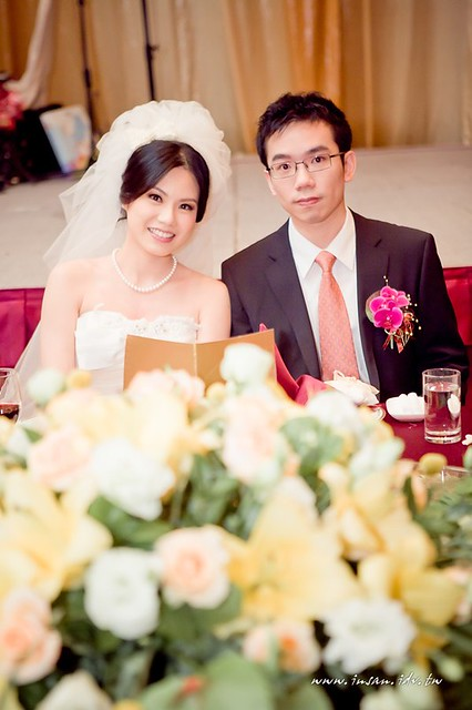 wed110326_1011 | [婚禮記錄]柏偉+韻如//訂結 宴客: 臺南 大億麗緻 新秘: 涵清 婚紗: 愛情萬歲… | Flickr