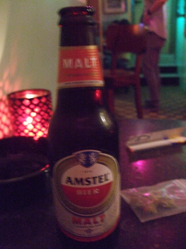 這是我點的好喝的啤酒 | Mosbe_be | Flickr