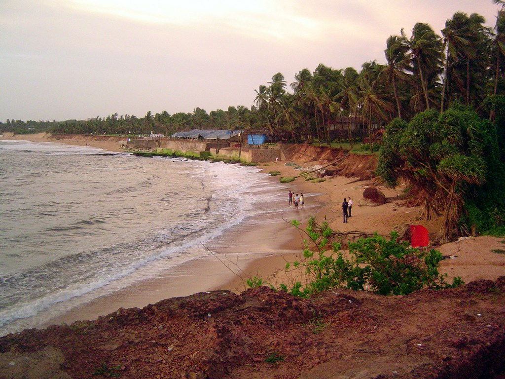 Taj Aguada Beach Resort in Goa