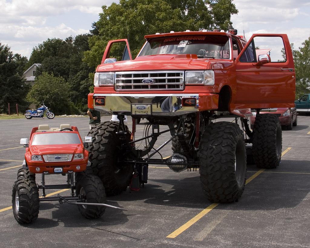 ford trucks w big