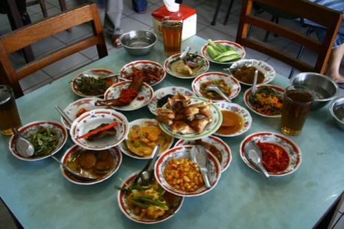 Famous Nasi Padang