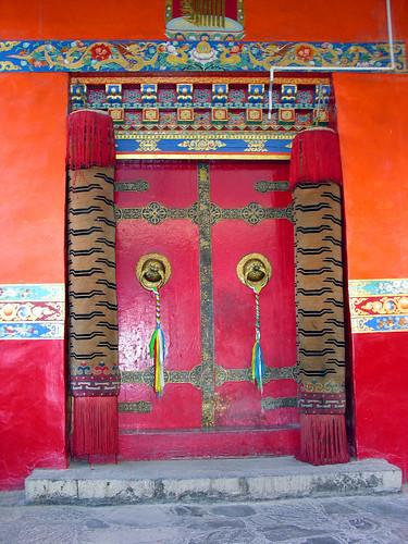Tibet-6063 - Special Door