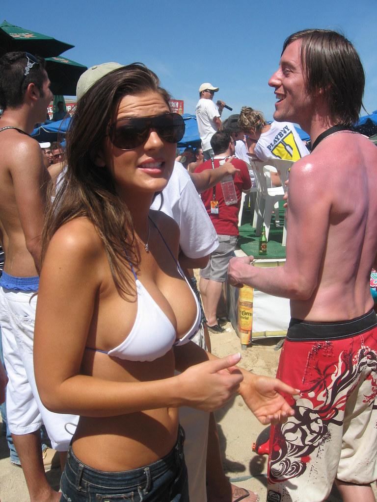 Wet Tshirt Contest Pic : tshirt, contest, Jillian,, Chris, Burnt, T-shirt, Contest, Flickr