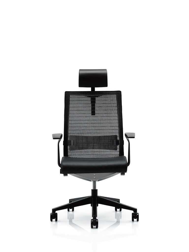 Steelcase Think Chair Steelcase Think Chair With Headrest Smithcfi Flickr