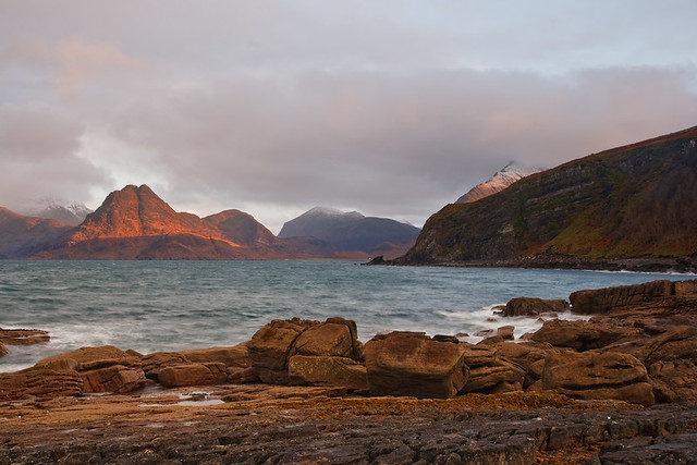 Elgol Winter Sunrise III