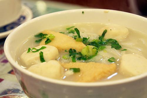魚蛋麵 | 又是翠華 | 養生之道。hea 也。 | Flickr