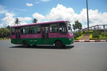 Local Bus in Buon Ma Thuot