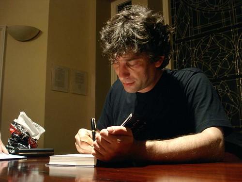 Waking Up: Neil Gaiman and Toxic Fandom