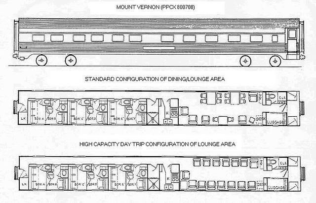 Train Chartering Private Rail Car Mount Vernon Plan Flickr