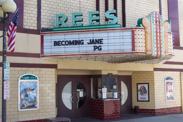 Rees marquee