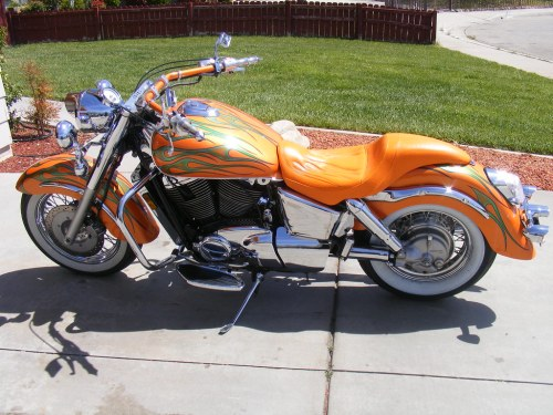 small resolution of  1998 honda shadow aero 1100 by dubbnfiend by uwe9999