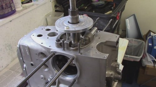 CLICK TO GO TO VIDEO: Install Flywheel