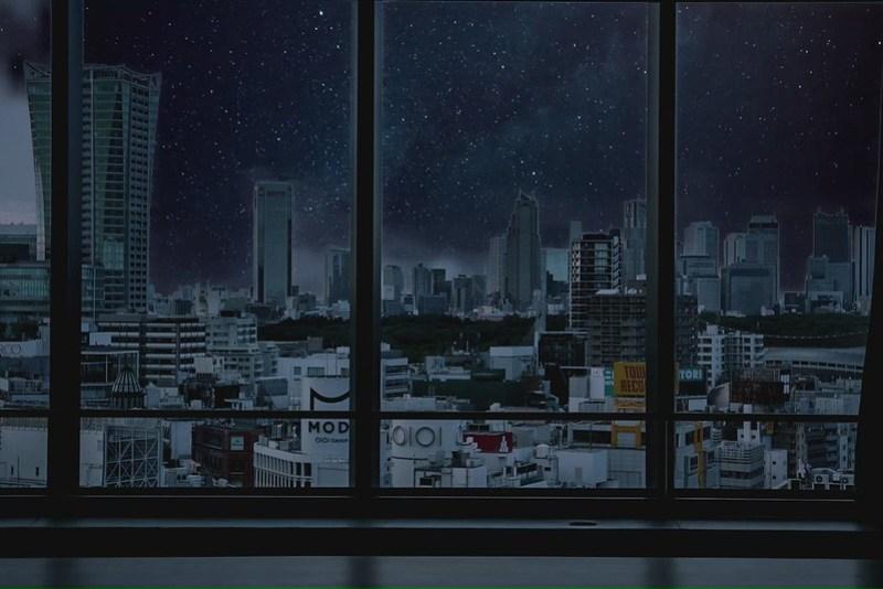 Shibuya photoshop camera night shift lens filter 02