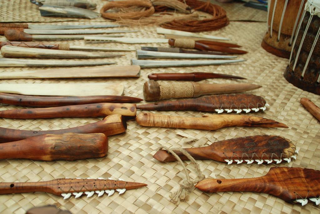 hawaiian weapons rbleib flickr