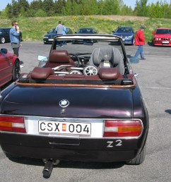 bmw z2 cabriolet by nakhon100 [ 1024 x 768 Pixel ]