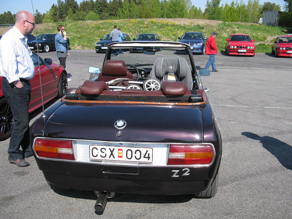 hight resolution of  bmw z2 cabriolet by nakhon100