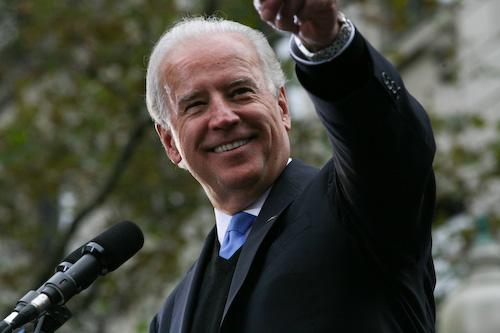 Joe Biden Rallies in West Virginia October 24, 2008