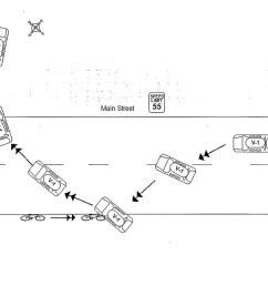 accident report diagram [ 1024 x 771 Pixel ]