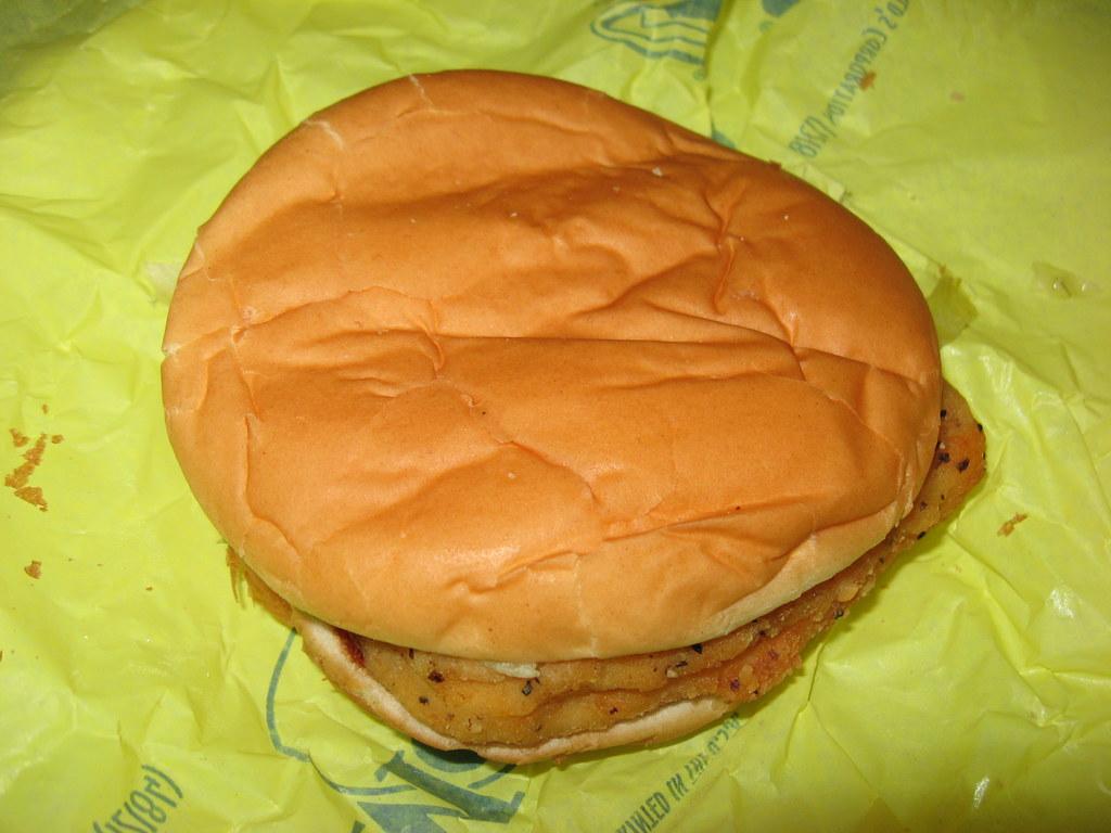 mcdonald s mcchicken sandwich