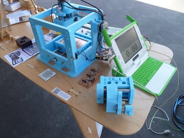 Jonathan Ward's MTM Snap Mini-Mill