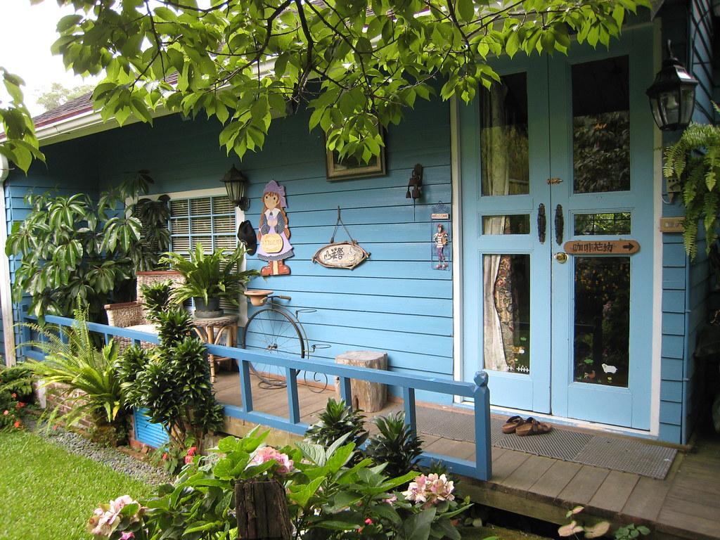 浪漫小屋 | 好像來到英格蘭鄉間, 某間小屋的後花園... | kakuheinrich | Flickr