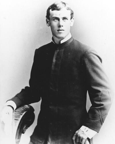 Midshipman William J. Maxwell