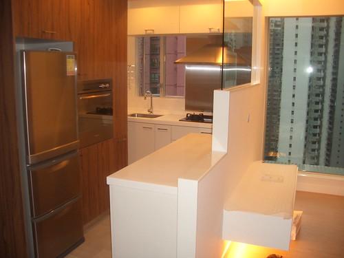 帝華臺 裝修 開放式廚房1 | http//10000king.com 專業裝修全科服務 | floorheating_hk | Flickr