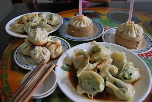 城隍廟小吃 | Monica Huang | Flickr