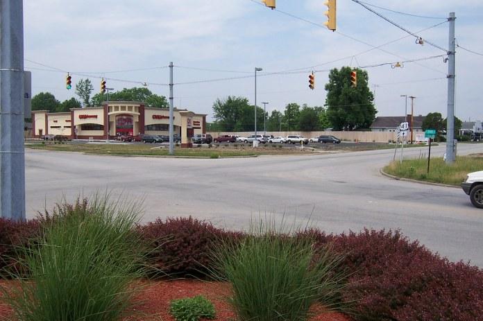 US 36 at US 41
