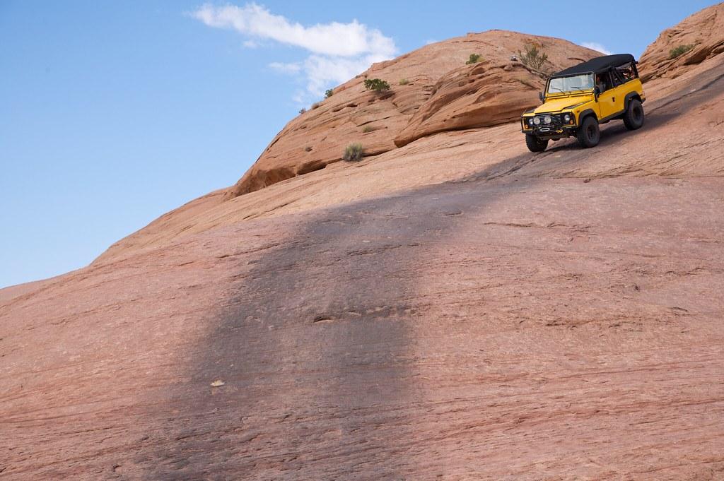2008 Land Rover National Rally - Moab, UT