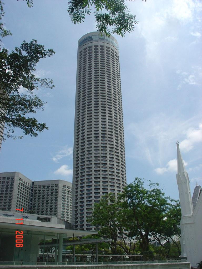 Vertical Marathon Swissotel Stamford Hotel Singapore Flickr