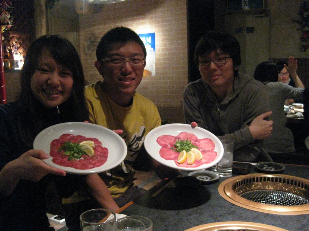 2008.12.20京都 | 燒肉吃到飽~ | Vicky_f04 | Flickr