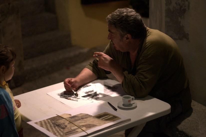Il poeta di Capoliveri   Poeta e pittore (dipinge con il caf…   Flickr