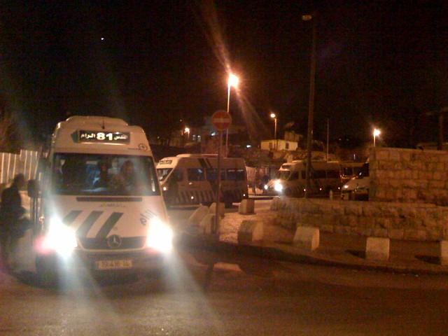 East Jerusalem To West Bank