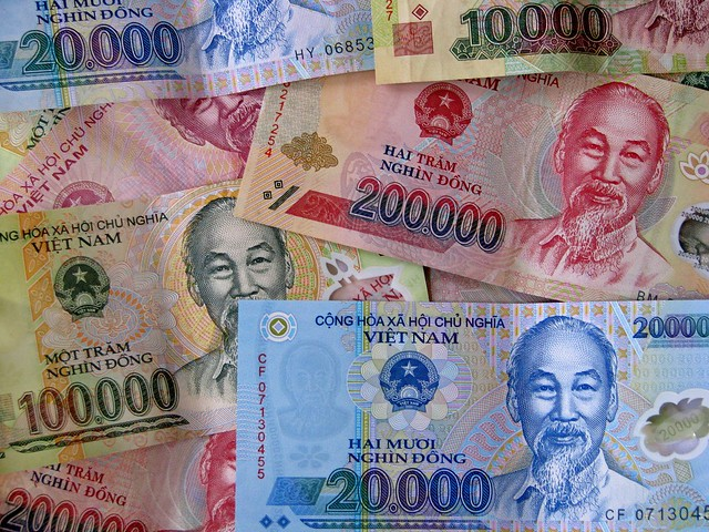 Vietnam - Currency (dong)