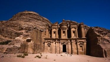 Petra : al-Deir