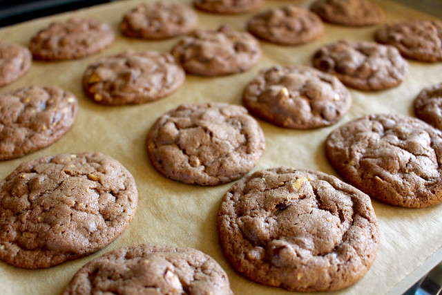 Nutella Chip Cookies - 17