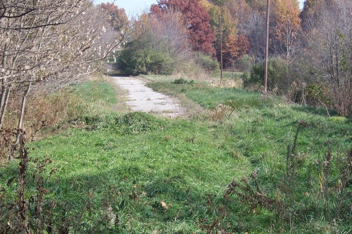 Abandoned National Road