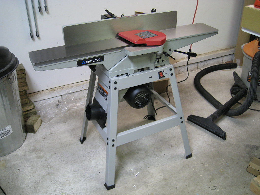 Delta Jt360 Jointer Manual