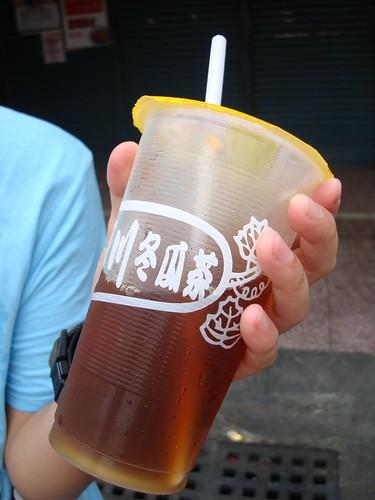 Jay的冬瓜青茶   竟然說要半糖... 冬瓜茶是要怎麼半糖?   Jack Chang   Flickr