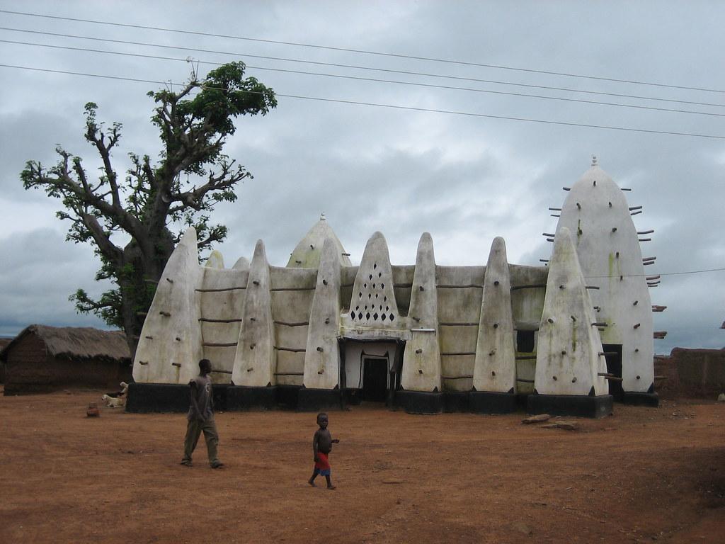 Mosque in Larabanga