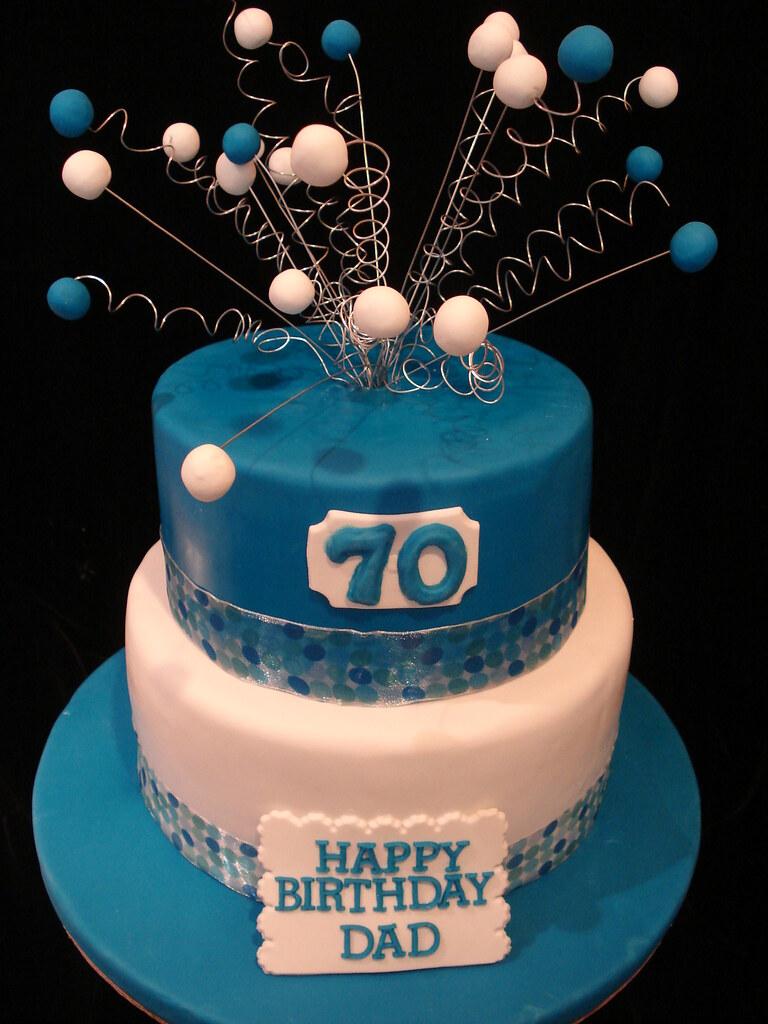 Cake Happy Birthday Dad : happy, birthday, Happy, Birthday, Vanilla, Raspberry, Flickr