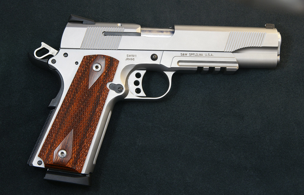 smith wesson mod 1911