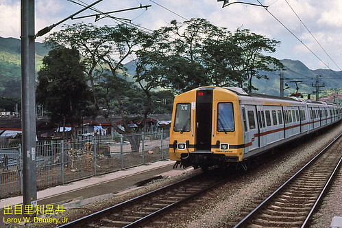 New KCR electric stock. Hong Kong. 1983   I returned from Sh…   Flickr