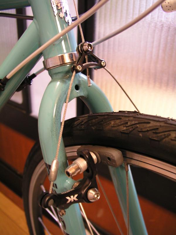 cantilever brake カンチブレーキ