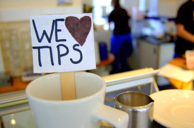 We love tips