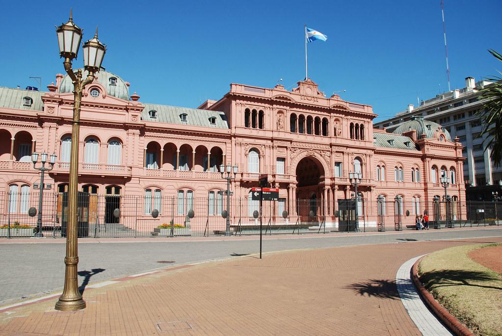 Casa Rosada  Buenos Aires Argentina  240109  Pablo Fernando Cepero  Flickr