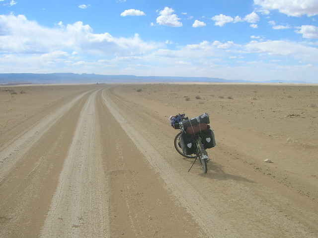 Colorado Plateau bicycle tour spring 2009 by bryandkeith on flickr